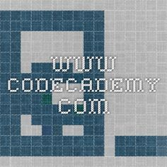 www.codecademy.com - bootstrap