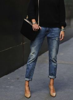 April and May| YOU'VE GOT STYLE | JEANS AND HIGH HEELS                              var ultimaFecha = '11.8.13'