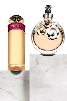 #Prada & #Valentino Fragrance delight. #SaksBeauty