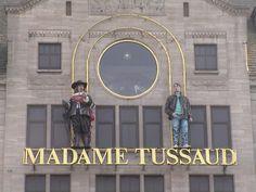 Madame Tussaud, Amsterdam (Netherlands)
