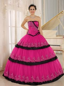 Perfect dresses mexican quinceanera red dress quince