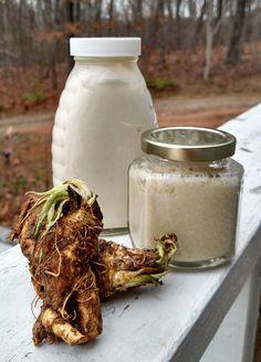 Growing and Using Horseradish