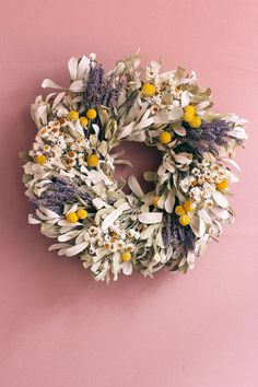 Roxanne's Dried Flowers — Explore Our Latest Wreath Designs