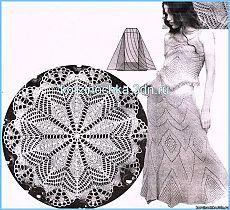 При вязании юбки необходимо знать несколько обязательных правил.