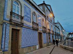 Azulejos in Aveiro