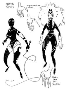 "Mike Mignola - ""New Gods"" concept art Comic Book Artists, Comic Book Characters, Comic Artist, Comic Books Art, Character Concept, Character Art, Concept Art, Mike Mignola Art, Female Furies"
