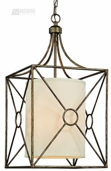 Troy Lighting Maidstone Transitional Pendant Light - this would be perfect in my kitchen!