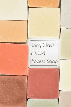 For those who are seriously into soap making, the concept of soap molds is an interesting one. What you need to understand is that when it comes to soap molds, there are so many options that are present. Needless to say, with soap mak Cold Press Soap Recipes, Homemade Soap Recipes, Rose Clay, Green Clay, Soap Packaging, Cold Process Soap, Soap Molds, Home Made Soap, Bar Soap