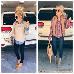 Go-To Fall Outfits – Living My Best Style Outfits 2019 Outfits casual Outfits for moms Outfits for school Outfits for teen girls Outfits for work Outfits with hats Outfits women Cute Fall Outfits, Fall Winter Outfits, Classy Outfits, Casual Outfits, Dress Winter, Fashionable Outfits, Dress Casual, Winter Weekend Outfit, Winter Dresses