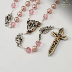 Be One of the First to Own the Warrior's Rosary for Women - Created by Thomas K. Sullivan