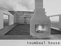 """This house by Fergus Scott Architects captures part of the """"outback"""" as a protected field contained within the punctured walls of the enclosure. It's located in New South Wales' largest coastal park, Yuraygir. Outdoor Areas, Outdoor Rooms, Outdoor Living, Australian Architecture, Architecture Photo, Australian Sheds, Hyde Park Barracks, Shed Homes, Architectural Features"""