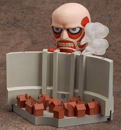 Attack on Titan Playset