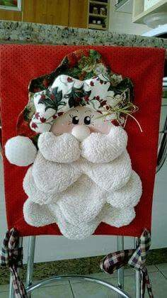 Cubresillas Christmas Cover, Christmas Room, Christmas Sewing, Felt Christmas, Christmas Projects, Merry Christmas, Santa Crafts, Christmas Crafts, Christmas Decorations