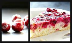 Orange Cranberry Upside Down Cake by @Marly Seeley Seeley | Namely Marly.  -free