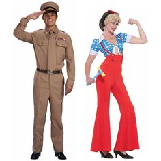 couples halloween costumes   Halloween Costume Ideas for Couples   Reader's Digest