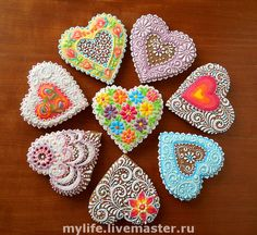 Gorgeous hearts