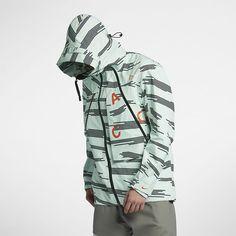 New Nike NikeLab ACG Alpine Jacket Barely Green Size XL Mens Jackets. Fashion is a popular style Nike Acg Jacket, Revival Clothing, Men Closet, Cyberpunk Fashion, Men's Wardrobe, Sport Shorts, Jacket Style, Winter Jackets, Men's Jackets