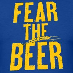 Milwaukee Brewers Fear the Beer