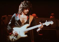 Deep Purple's Ritchie Blackmore | Flickr - Photo Sharing!