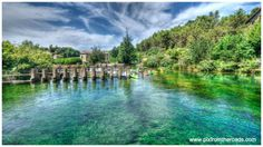 pix from the roads - elodie cabrera - blog voyage - blog de voyage - blog - france - provence - vaucluse - fontaine de vaucluse - aqueduc