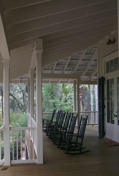 5v Metal Roof Porch Design Ideas, Pictures, Remodel and Decor