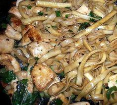 Drunken Chicken Noodles