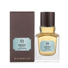 7e877e02800 Elixirs of Nature Kahaia Eau De Parfum.  60 The Body Shop