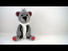 Free Crochet Teddy Bear Pattern