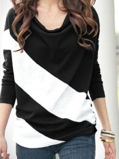 Women'   Long Sleeve   T-shirt T-shirts from stylishplus.com