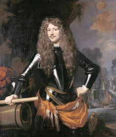 "– Dutch sea raider Cornelis Evertsen — known as ""Kees the Devil"" — was co-commander of the fleet of privateers who captured most of the Virginia tobacco fleet from Hampton Roads and the James River in 1673. Courtesy of the Rijksmuseum, Amsterdam"