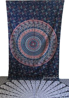 Twin Indian Wall Hanging Mandala Tapestries Hippie Blanket Bedspread Urban Throw #Unbranded #ArtDecoStyle