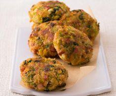 Jednoduché kapustové karbanátky | Recepty Albert Muffin, Breakfast, Food, Essen, Morning Coffee, Muffins, Meal, Hoods, Cupcakes