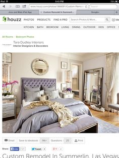 1000 Images About Hollywood Glam Bedroom Ideas On Pinterest Glam Bedroom