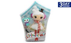 Get 50% #discount on Lalaloopsy Winter Snowflake