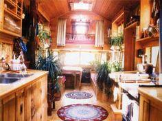 housetruck interior