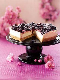 Receitas Nigella: Cheesecake com calda de cereja - Receitas - Receitas GNT