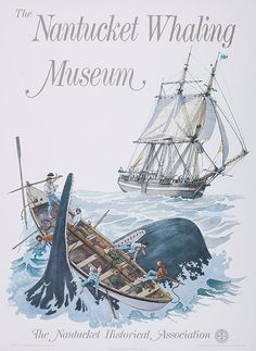 Visit the Nantucket Whaling Museum to learn about the history of whaling.