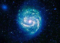 Φωτογραφία από τον Γαλαξία Messier 100!! Swirling Galaxy – Nasa