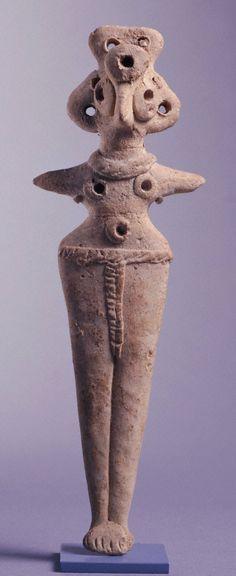 Astarte figurine. Syrian, ca. 2100-1650 B.C.