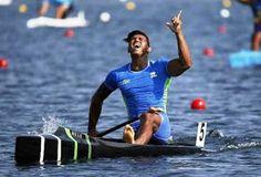 Blog Esportivo do Suíço:  Isaquias Queiroz, ouro no Pan vai à final de prova olímpica no Mundial de canoagem