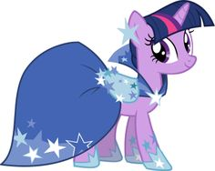 twilight sparkle's gala dress