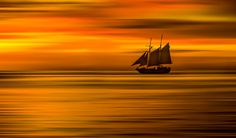 Lonely Sailing 2 by Naveen Gunda on 500px