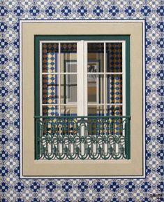 Maluda - Janelas de Lisboa