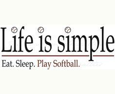 Softball!