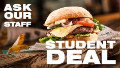 Studis aufgepasst! Fragt einfach nach unseren Studentendeals! www.butcher.ch/ #healthyasf