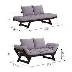 Chair Sofa Bed, Lounge Sofa, Chaise Sofa, Sofa Set, Chaise Lounges, Sofa Furniture, Furniture Design, Furniture Online, Furniture Stores