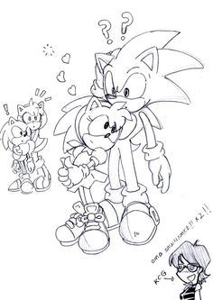 99 Best Sonamy Images Sonic Amy Sonic The Hedgehog Amy Rose