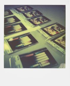 Impossible Project Testing Lab