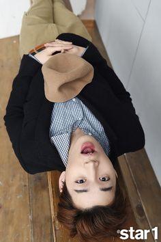 Super Junior Henry - @Star1 Magazine March Issue '15