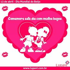 Bom dia!!! Hoje é o dia do beijo, começar o dia com beijos é tudo de bom.   www.lupavi.com.br  #LupaviPatchwork #artesanato #customizado #personalizado #criativo #patchwork #BomDia #GoodMorning #SegundaFeira #Monday #13deabril #Segunda #DiaDoBeijo #DiaMundialDoBeijo #beijo #kiss #amor #love #beijinho #feitoamao #handmade #comprodequemfaz #artemanual #CompreOnline #Lupavi